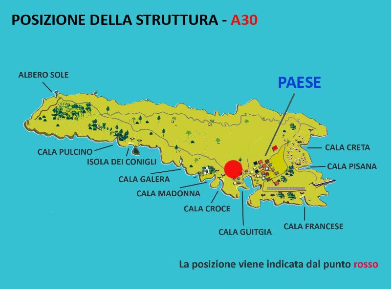 Cartina Delle Spiagge Di Lampedusa.Lampedusa Appartamenti Guitgia